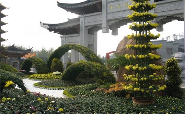 江北区城区道 ――― 重庆园博园
