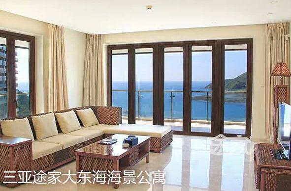 三亚途家大东海海景公寓