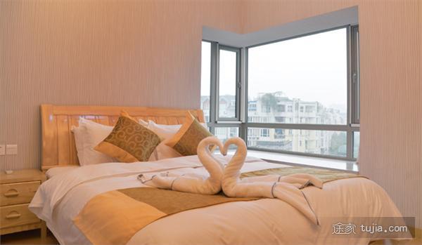 成都武侯区鹭岛国际社区酒店式公寓:成都途家鹭岛国际