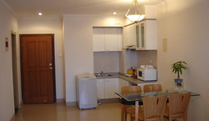 香榭舍公寓商务一室一厅普通间
