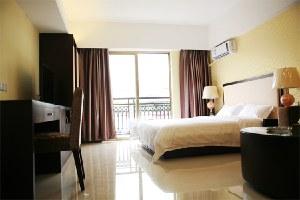 广州海珠区广州私享家南珠公寓标准大床房(共40套)
