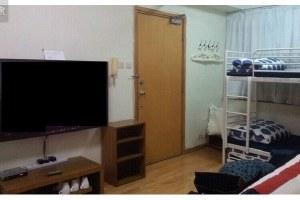 香港油尖旺区香港旺角地铁站三房公寓