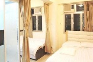 香港油尖旺区香港旺角公寓可入住六人