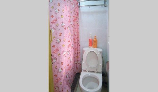 香港油尖旺区香港女人街干净简洁两房-卫生间传奇攻略部落图片
