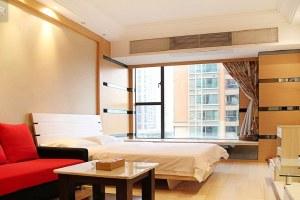广州天河区广州私享家汇峰公寓特惠标准单人间(共2套)