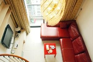 广州天河区广州美忆家铂林公寓复式一房一厅(共4套)