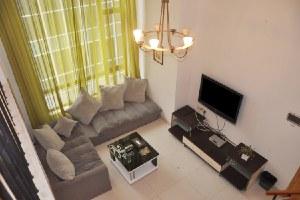 广州天河区广州美忆家铂林公寓复式两房一厅(共2套)