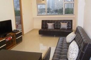 香港油尖旺区香港佐敦道豪华三房一厅两卫公寓