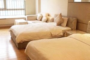 广州天河区唯特威尔斯酒店公寓豪华双床房(共20套)