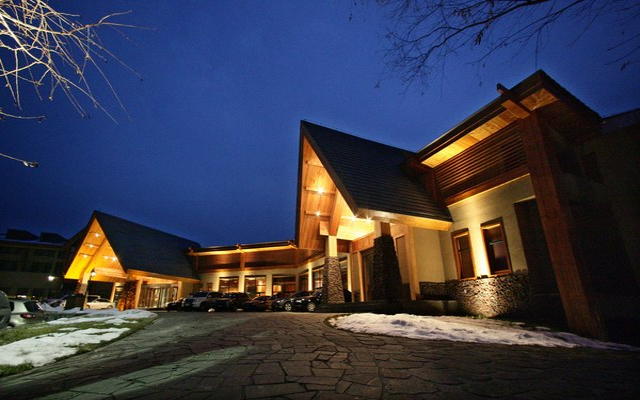 长白山蓝景温泉度假酒店的介绍