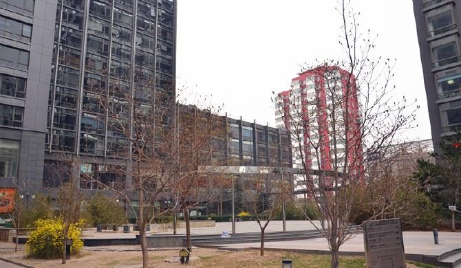 北京住宿 朝阳区住宿 北京富顿中心公寓式酒店标准大床房  房屋编号