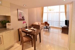 广州天河区广州正佳金殿公寓复式商务大床套房(共80套)