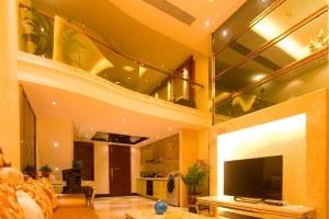 广州越秀区广州月满圆酒店公寓行政复式双床房(共5套)