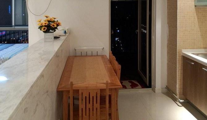 武汉光谷安可儿公寓精品复式套房