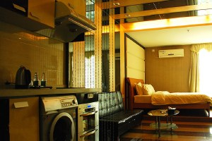 广州花都花都馨领寓酒店公寓豪华大床房(共12套)