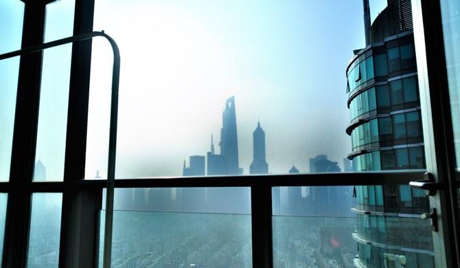 上海浦东新区上海爱尚居豪华城市景观房-外景