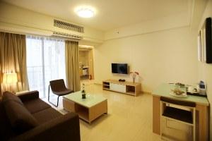 广州天河区广州兴盛国际公寓豪华套房(共30套)