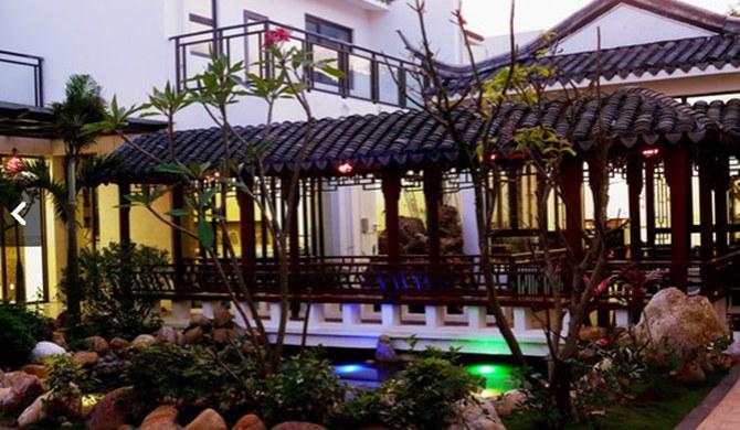 海口美兰区和平大道宝安江南城酒店式公寓:海口岸芷汀