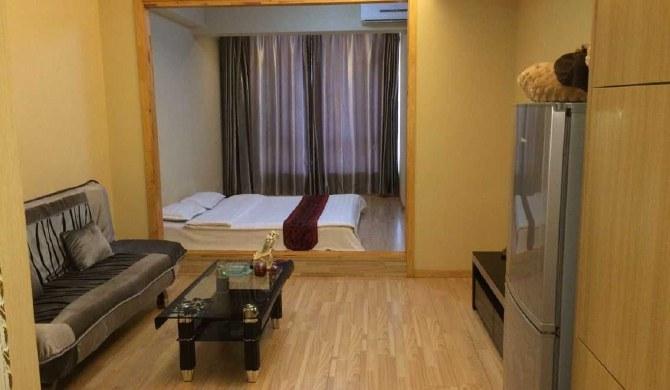 公寓日式大床房图片