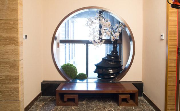店式公寓:银座精品新中式
