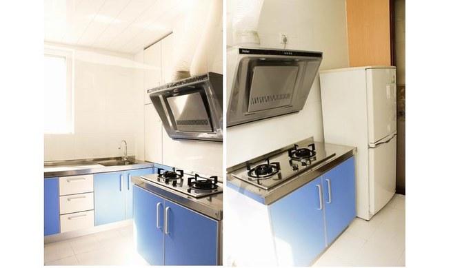 青岛开发区亚星蓝图酒店式公寓 亚星蓝图精品套房