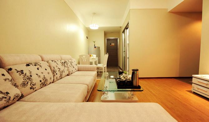 威海经区龙海国际酒店式公寓:威海途家龙海国际典雅