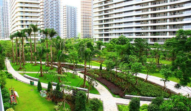 三亚小东海半山半岛六期酒店式公寓:三亚途家大东海园