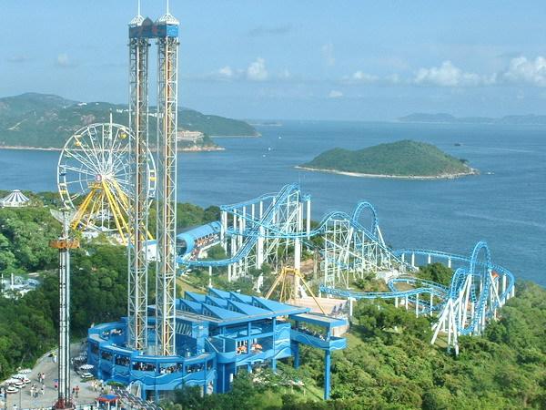 香港海洋公园香港海洋公园电子票香港海洋公园电子门票如何购买-手机途 ...
