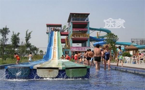 上海热带风暴水上乐园-上海热带风暴介绍 上海热带风暴门票多少钱