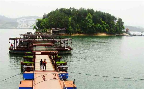 千岛湖三潭岛-2014夏季避暑旅游好去处之千岛湖