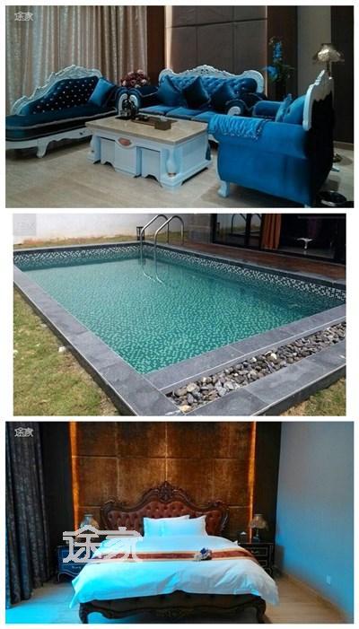 广州从化明月山溪温泉度假独栋别墅