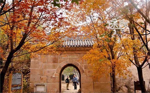 北京凤凰岭景区